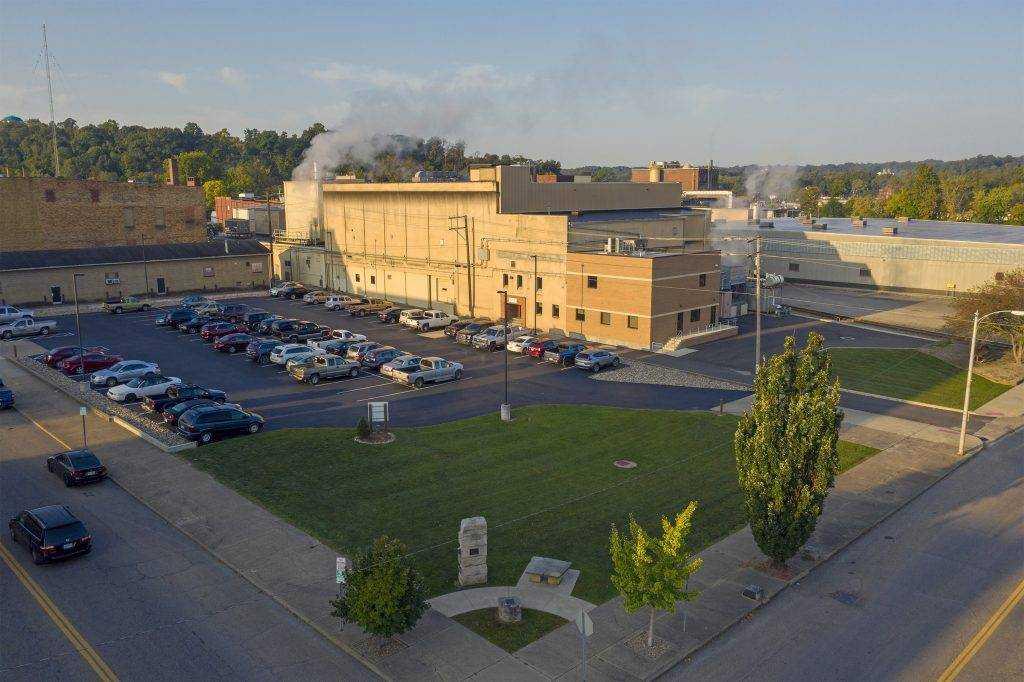 Wabash Valley   Egg Supplier - WV Zanesville BuildingPhoto DJI 0117